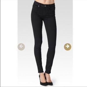 PAIGE | Verdugo Ultra Skinny Mid- Rise Jeans